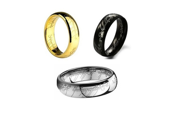 Steel, Jewelry, Gifts, Lord of the Rings