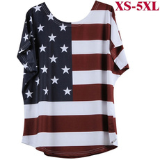 blouse, Star, Plus Size, Tops & Blouses