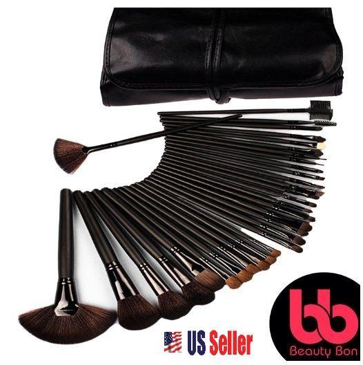 case, Professional Makeup Brushes, Beauty, facebrush