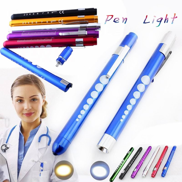 Flashlight, torchlight, miniledtorch, medicalpenlight