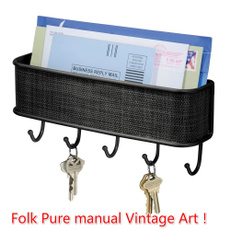 Storage Box, Fashion, Home Decor, letterholder