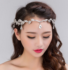 Bridal, hairornament, bridalfloralhairband, Makeup Tools & Accessories