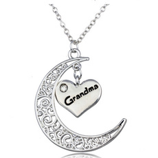 Heart, mothernecklace, Jewelry, women necklace