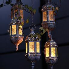 Decor, Lantern, Romantic, candlestickset
