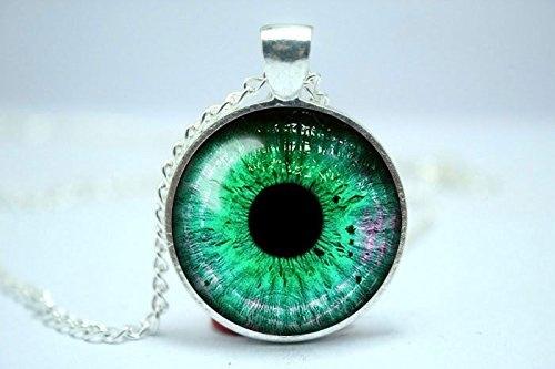 art, glassjewelry, eye, Jewelry