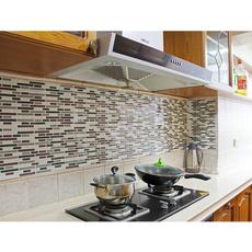 Baño, walldecoration, tilesticker, kitchenbacksplashtilesheet