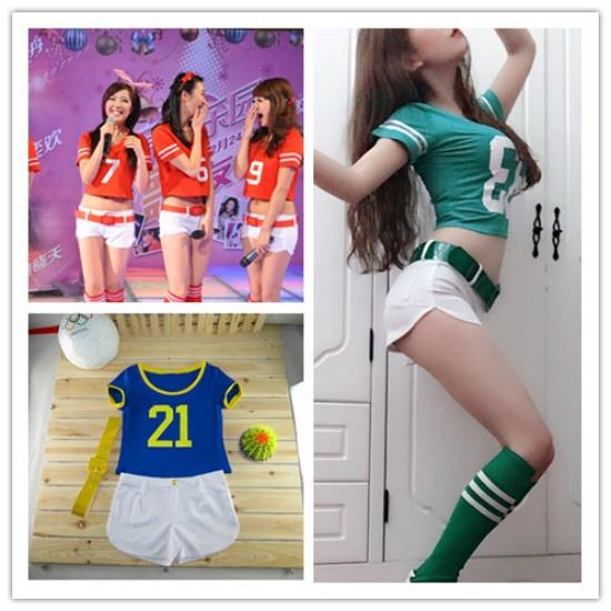 soccerrefereeuniform, School, cheerleadersclothing, Cosplay