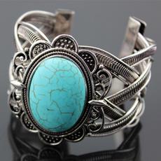 Bracelet, Turquoise, Adjustable, Jewelry