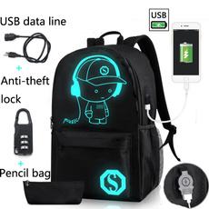 travel backpack, School, casualbackpack, Computer Bag