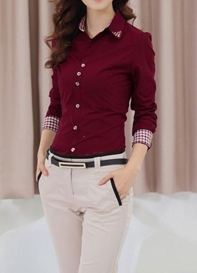 blouse, Collar, Fashion, Dress Shirt