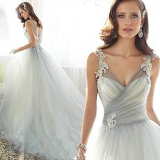 Lace, Cocktail, Bride, long dress