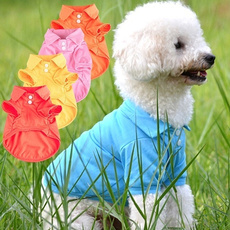 cute, Vest, puppy, Polo Shirts