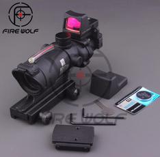 shootingscope, Red, Fiber, Hunting