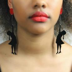 littlegirlsearring, Laser, Jewerly, women earrings