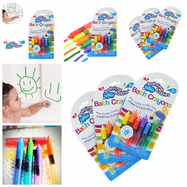 Toy, Colorful, erasablepen, bathcrayon