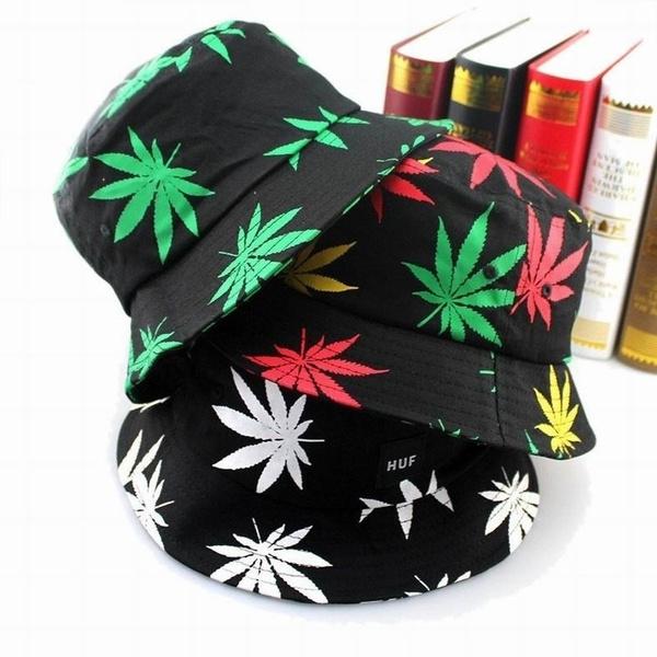 marijuanaleaf, sun hat, Beach hat, unisex