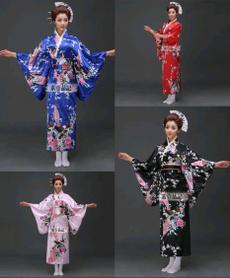 yukata, Cosplay, Vintage, robekimonoobi