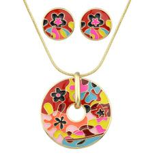 bohemianjewelry, bohojewelry, flowerjewelry, Jewelry