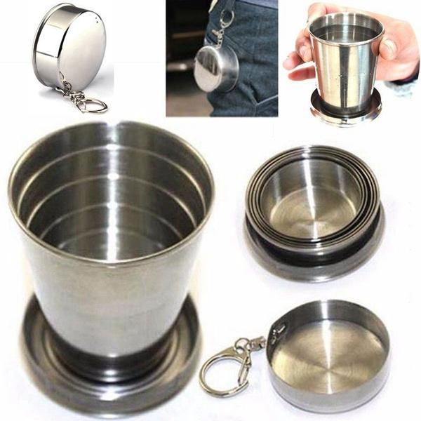 Steel, tea cup, minicup, Cup