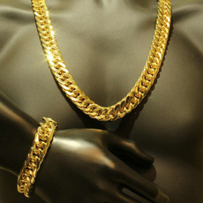 menstrending, miamicubanlinkchain, Chain Necklace, Jewelry