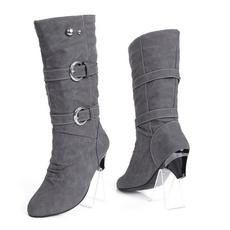 womenhalfboot, Plus Size, Women's Fashion, Womens Boots