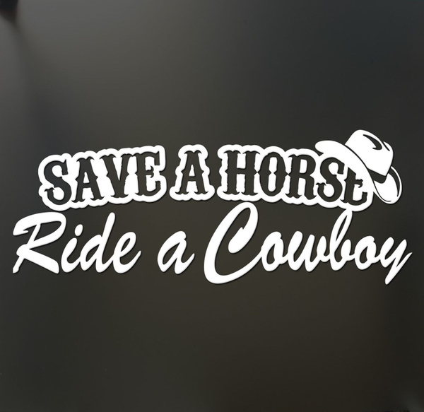 Funny, horse, Cowboy, Country