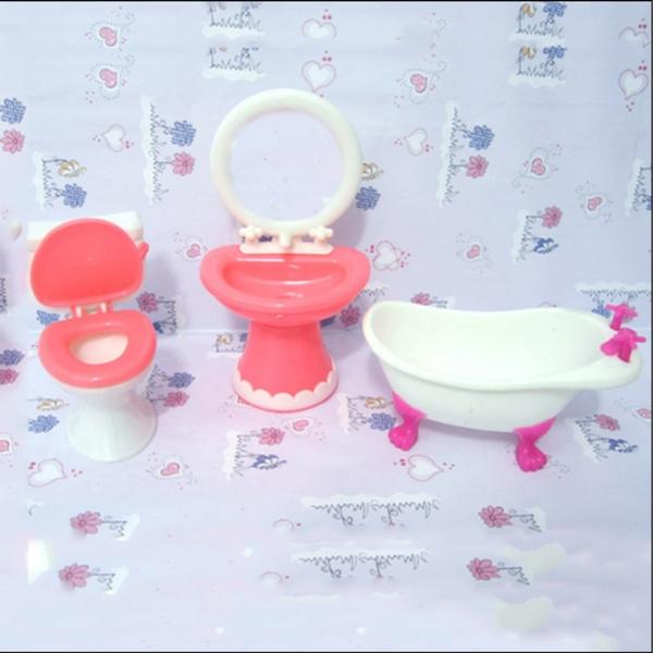 kids, Mini, Bathroom, Toy