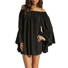 blouse, off shoulder top, Chiffon Shirt, Medieval