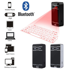 Mini, laserkeyboardforcomputer, laservirtualkeyboard, Bluetooth
