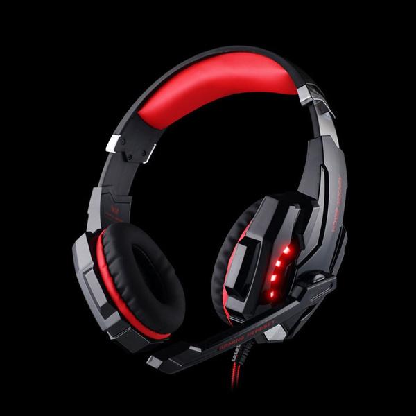 Headset, ledlightheadset, gamingheadphone, gamingheadset