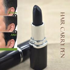 Сірий, Salon, lipstickstyle, grayhair