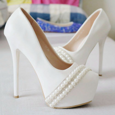 highqualityheel, 14cmhighheelshoe, Womens Shoes, roundtoepump