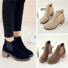 ankle boots, Fashion, Winter, short boots