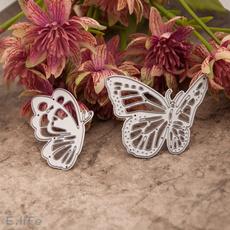 butterfly, scrapbookingdiy, Decor, stencil