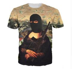 Summer, Fashion, 3dmentshirt, Shirt