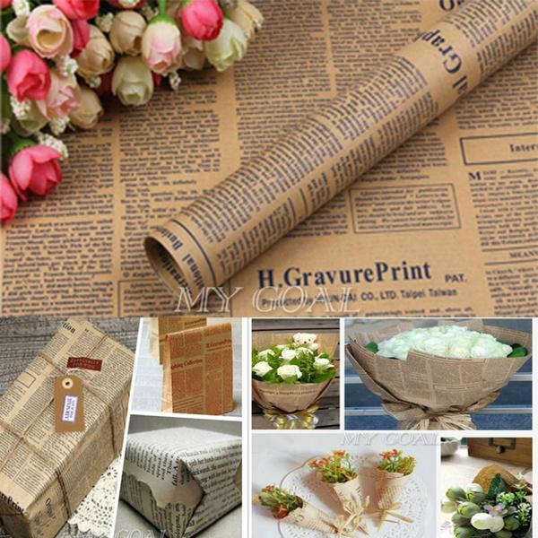 vintagepaperroll, Gifts, Home & Living, Vintage