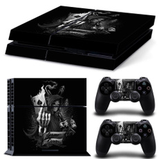 Playstation, Video Games, playstation4, ps4consoleskinscover