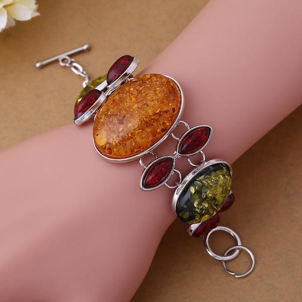 amber, Antique, Jewelry, Vintage