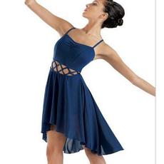 dancewear, Ballet, camisoledres, hollowoutdres