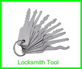 lockpicktool, lockpick, Lock, Tool