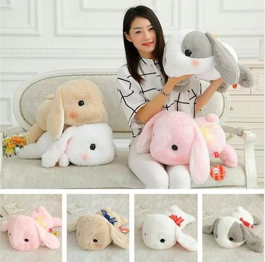 largeplushtoy, Toy, rabbit, Cushions