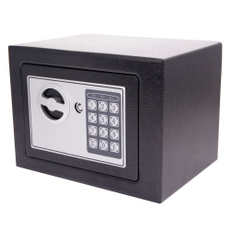 Steel, strongbox, homesecurity, Home & Living