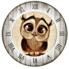 crossstitch, Owl, DIAMOND, Home Decor