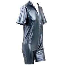 nightclubwear, patentleatherjumpsuit, menjumpsuit, pants