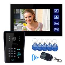 Door, 7lcdvideodoorphonedoorbell, Bell, Photography