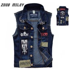 summersleevelessjacket, Casual Jackets, Vest, Fashion
