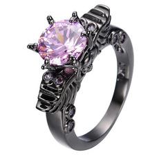 inlayzircon, Jewelry, Angel, Simple