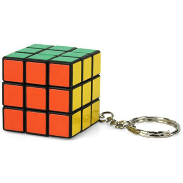 Mini, Fashion, keychainminimagiccube, Chain