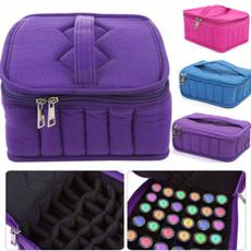 aromatherapyoilcase, essentialoilbag, cosmeticsbag, Makeup bag
