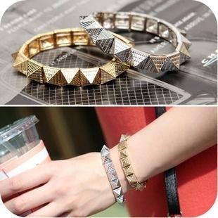 rivetbracelet, Goth, punk style, Jewelry